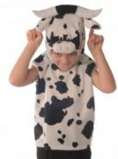 Childs Cow Fancy Dress